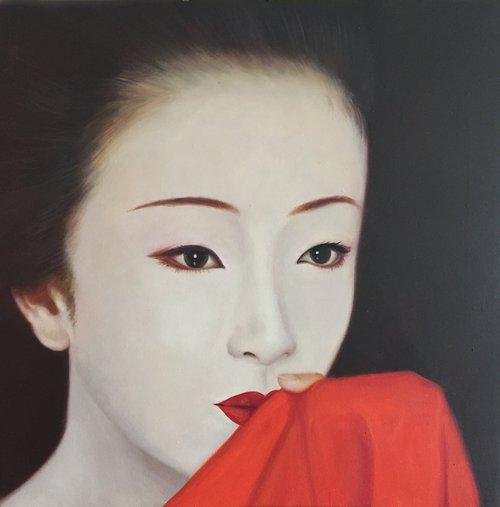 Photo of Geisha